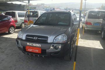 现代 途胜 2009款 2.0 手动 GL舒适型前驱