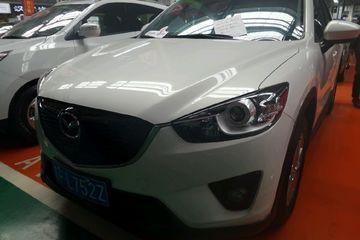 马自达 CX-5 2013款 2.0 自动 舒适型前驱