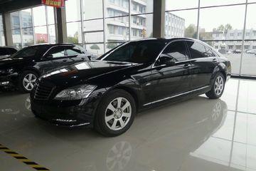 奔驰 S级 2012款 3.0 自动 S300 Grand Edition商务型加长版