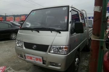 福田 驭菱 2014款 1.1T 手动 标准型双排后驱 柴油