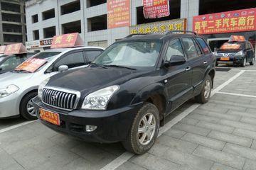 江淮 瑞鹰 2011款 2.0T 手动 经典版前驱