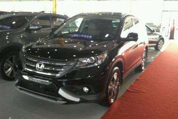 本田 CR-V 2012款 2.4 自动 VTi尊贵导航型四驱