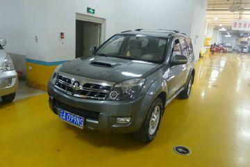 长城 哈弗H5 2010款 2.5T 手动 欧风版豪华型后驱 柴油