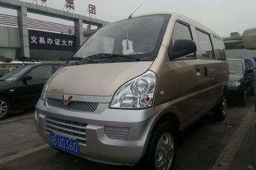五菱 荣光 2012款 1.2 手动 基本型5座