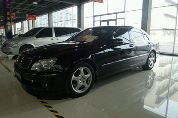 奔驰 S级 2004款 5.5 自动 S500