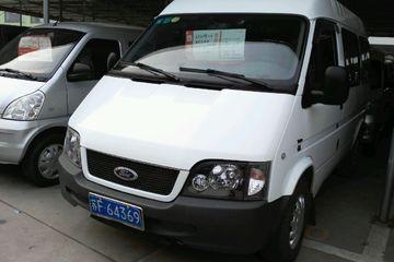 福特 全顺 2013款 2.8T 手动 普通型短轴中顶7座JX493ZLQ4 柴油