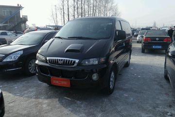 江淮 瑞风 2005款 2.5T 手动 加长版7座 柴油