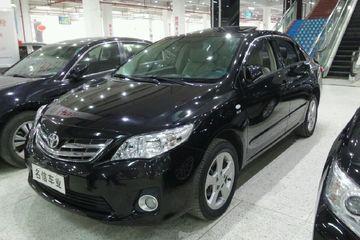 丰田 卡罗拉 2011款 1.8 自动 GLi
