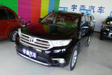 丰田 汉兰达 2012款 3.5 自动 豪华版7座四驱