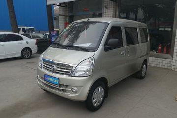 陕汽通家 福家 2010款 1.3 手动 标准型5座6400A