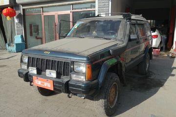 Jeep 切诺基 1998款 4.0 自动 超级切诺基2021四驱