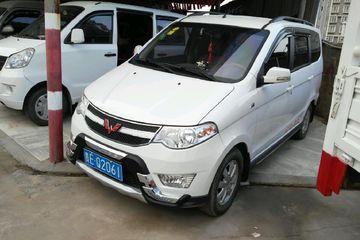 五菱 宏光 2014款 1.2 手动 S舒适型5-7座