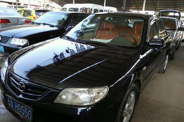 海马 福美来323三厢 2005款 1.6 手动 舒适型