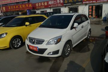 北京汽车 E系列两厢 2012款 1.5 自动 乐尚版