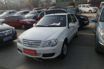 天津一汽 夏利N3三厢 2012款 1.0 手动 基本型