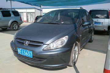 标致 307三厢 2007款 2.0 自动 驾御版