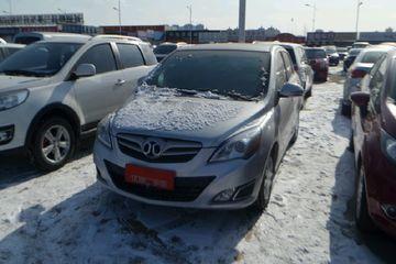 北京汽车 E系列两厢 2012款 1.3 手动 乐活版