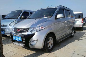五菱 宏光 2014款 1.5 手动 舒适型7座