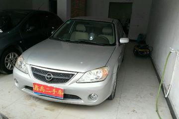 海马 福美来323三厢 2008款 1.6 手动 GLX舒适型