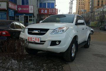 江铃 域虎 2012款 2.4T 手动 SLX四驱 柴油