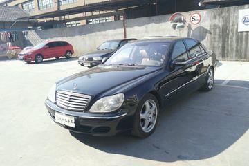 奔驰 S级 2002款 5.5 自动 S600