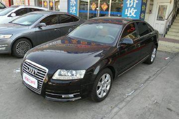 奥迪 A6L 2009款 2.4 自动 舒适型