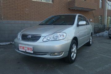 丰田 花冠 2004款 1.8 手动 GLX-I