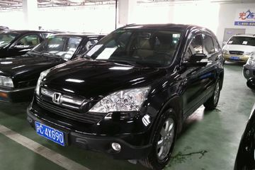 本田 CR-V 2007款 2.4 手动 VTi豪华型四驱