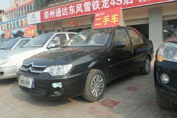 雪铁龙 爱丽舍三厢 2009款 1.6 手动 标准型8V CNG油气混合