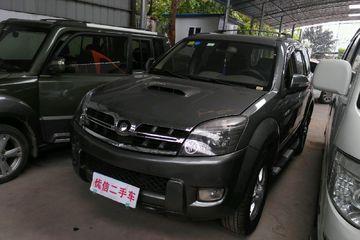 长城 哈弗H3 2009款 2.5T 手动 TCI超豪华型后驱 柴油