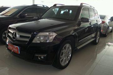奔驰 GLK 2012款 3.0 自动 GLK300动感型四驱