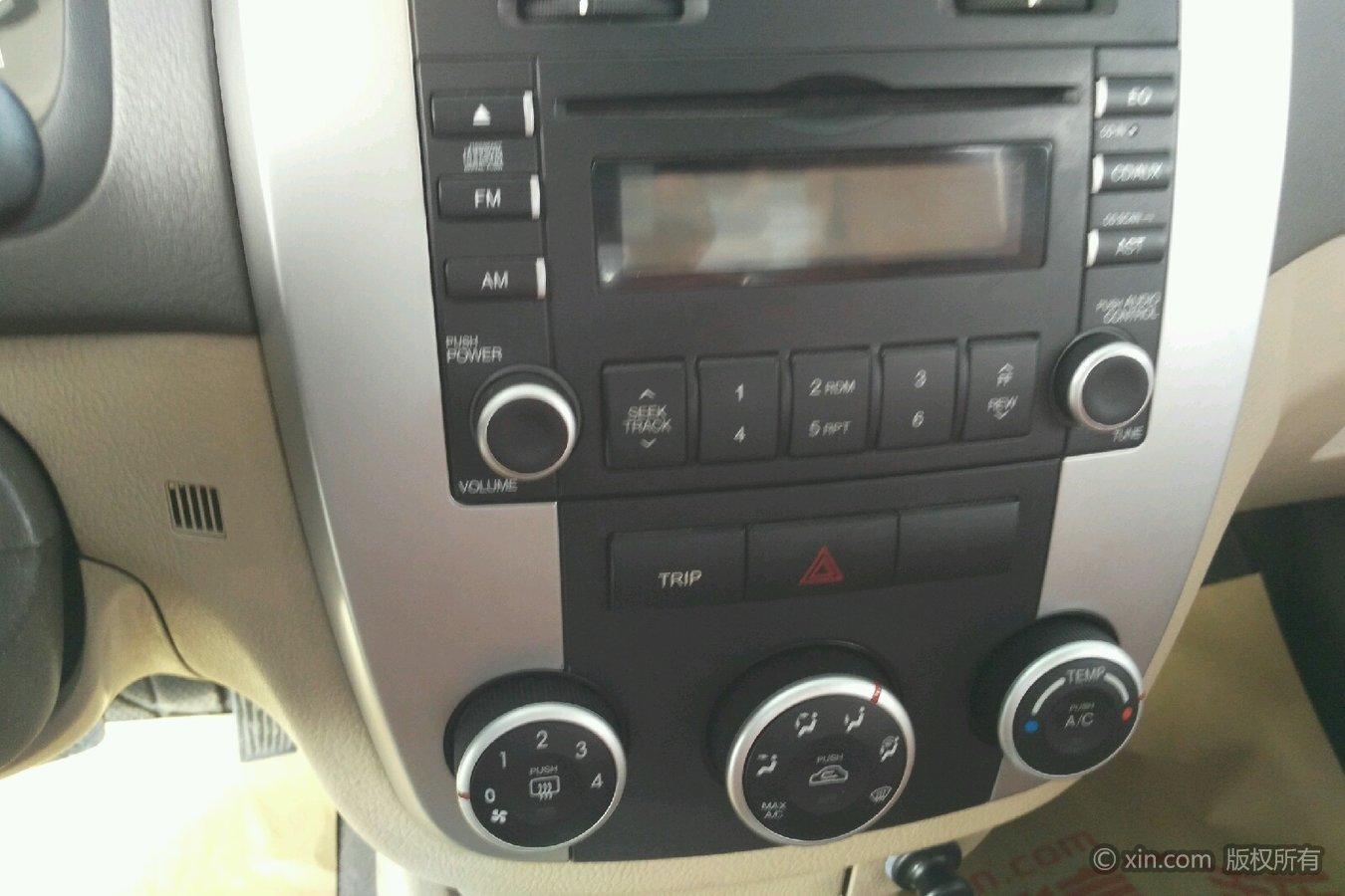 起亚赛拉图空调滤芯 起亚赛拉图空调按键注明
