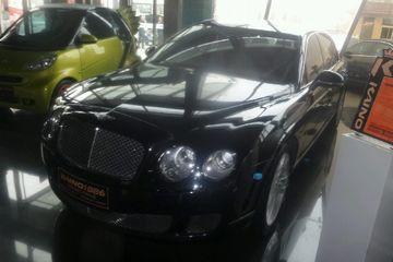宾利 飞驰 2010款 6.0T 自动 5座