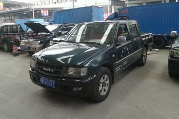 庆铃 五十铃皮卡 2009款 3.0T 手动 基本型两驱 柴油