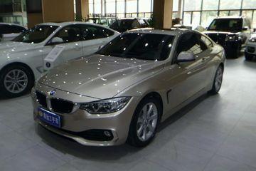 宝马 4系Coupe 2014款 2.0T 自动 420i双门设计套装