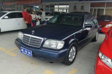 奔驰 S级 1991款 3.2 自动 S300EL