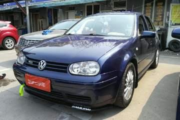 大众 高尔夫 2003款 1.8 自动 舒适型5V
