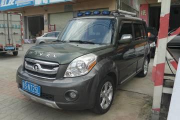 长城 长城M2 2010款 1.5 自动 豪华型前驱