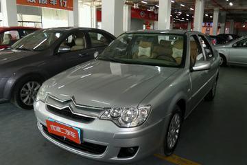 雪铁龙 爱丽舍三厢 2011款 1.6 自动 科技型