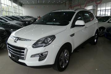 纳智捷 大7-SUV 2013款 2.2T 自动 锋芒限量旗舰型四驱