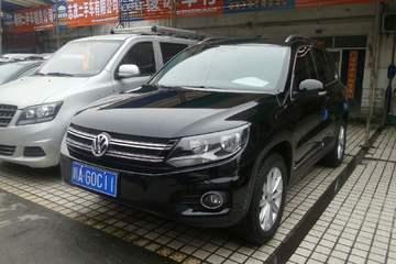 大众 Tiguan 2014款 2.0T 自动 专享版四驱