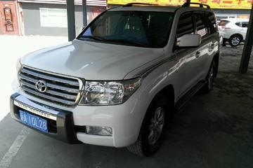 丰田 兰德酷路泽 2010款 4.0 自动 VX四驱