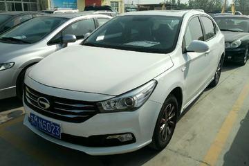 广汽传祺 传祺GA3S视界 2014款 1.6 手动 豪华版