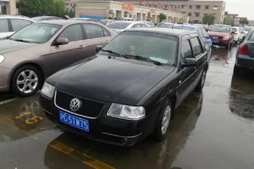 大众 桑塔纳志俊 2008款 1.8 手动 休闲型
