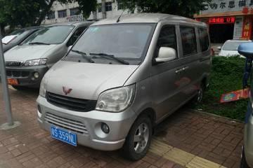 五菱 五菱之光 2010款 1.2 手动 Ⅱ型长车身7-8座